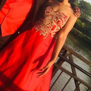 Prom Dress| Red Dress| Red Prom Dress|Jovani